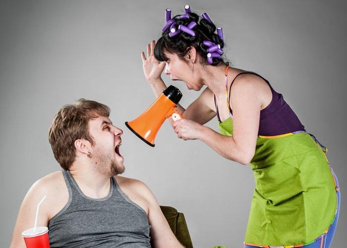 Разрешение семейных конфликтов - дело житейское